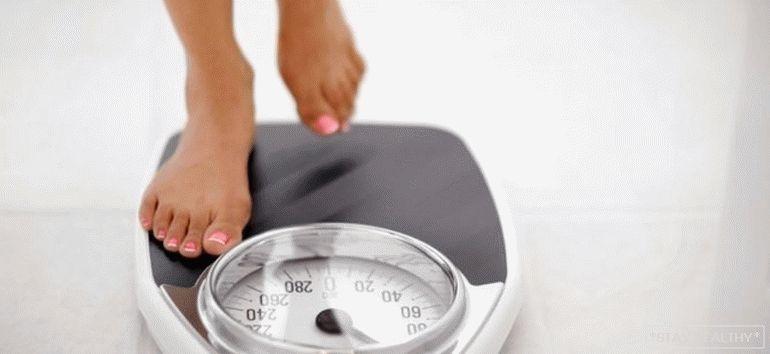 možete li izgubiti težinu na menstruaciji